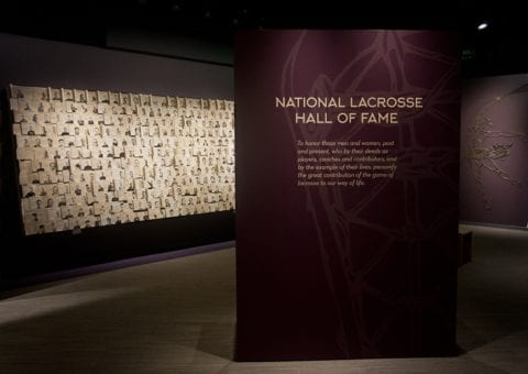 National Lacrosse Hall of Fame and Museum