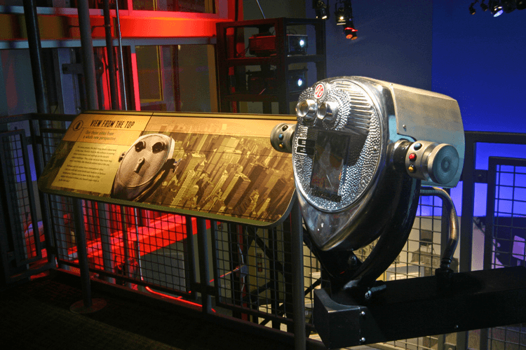 Liberty Science Center Exhibition