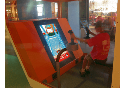 Liberty Science Center Interactive Learning Exhibition