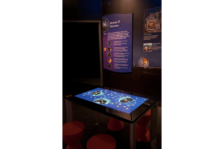 Maryland Science Center Exhibit Design